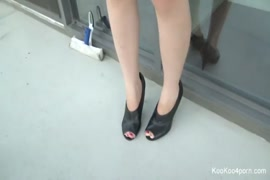 Video porno de siete chango y una chica